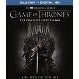 Game Of Thrones The Complete First Season Blu-ray Nuevo
