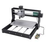 Router Cnc Fresadora Grabado Pcb Madera 3018 Kit Diy Maquina