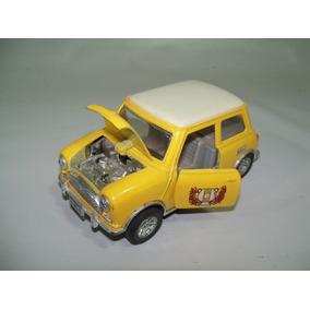 Miniatura Morris Mini Cooper Escala 1/43 Leia O Anúncio