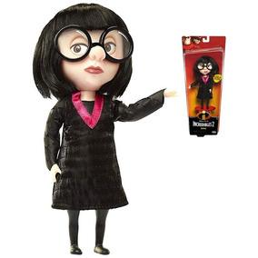Boneca Edna Incríveis 2 Disney Nova E Original