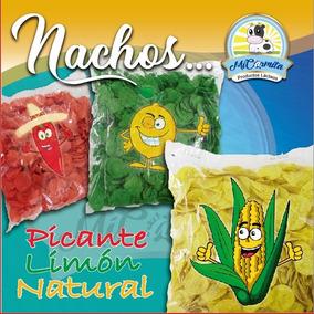 Nachos Sabores Queso 1kg Domicilio Quito - Envio Provincias