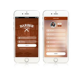 App Barber Shop Sob Medida