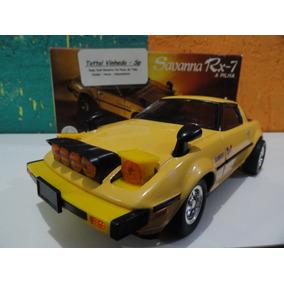 Mazda Savanna Rx-7 Antigo Rei Brinquedos Original Raro