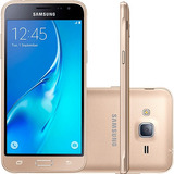 Smartphone Samsung Galaxy J3 Dual Chip Android 5.1 Tela