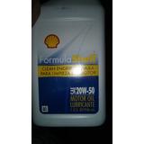 Caja De Aceite 20w50 Mineral (marca Shell) 12lts