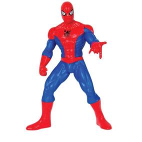 Boneco Articulado - 50 Cm - Homem Aranha Revolution Mimo 520