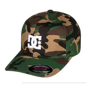 Gorra Para Hombre Capstar 2 Dc Shoes Militar Verde Camuflaje