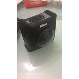 Nikon Keymission 360 Vr + Pack Accesorios Entrega Inmediata