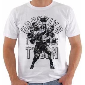 Camiseta Regata Estilo Americano Branca - Camisetas Manga Curta para ... 123646def401c