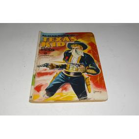 Almanaque Do Texas Kid Para 1959 - Rge - Original