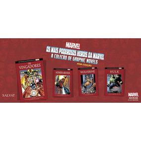 Os Mais Poderosos Heróis Da Marvel Salvat Leia O Anúncio