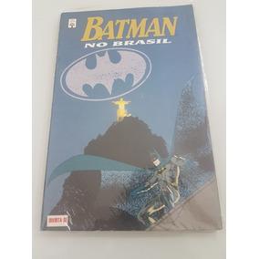 Hq Batman No Brasil 1993 Em Otimo Estado