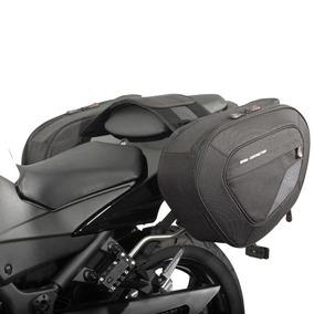 Juego Alforjas Laterales Blaze Kawasaki Ninja 250 Sw Motech