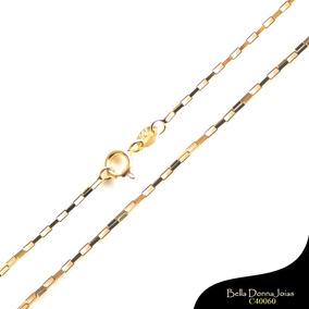 7431c7689d8 Corrente Cordão De Ouro Elo Cartier 750 18k 70cm 10g - Colar Unissex ...
