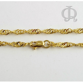 7004b658ea54 Cadena De Oro 18k - Antigüedades en Mercado Libre Argentina