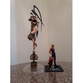 Action Figure Ibuki Street Fighter Megahouse Original