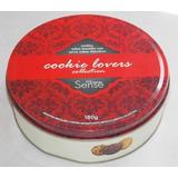 Lata Decorativa Colecionável - Cookie Lovers Colection