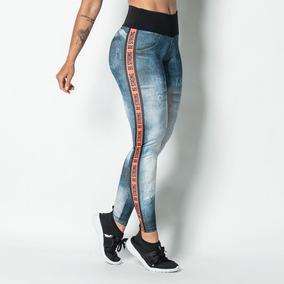 Calça Sublimada Fake Jeans Be Strong Lg930