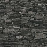 Papel Tapiz Moderno Piedra Ladrillo Texturizado Lavable 5m2