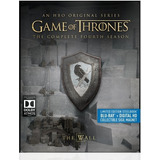 Blu-ray Game Of Thrones: The Complete Fourth Season- Hbo