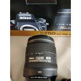 New Nikon 5d 750 Vr Kit 24-120mm