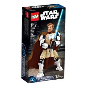 Figura Obi-wan Kenobi #v39 Lego - 75109