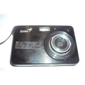 Camara Digital Genius 12 Mp