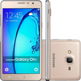 Smartphone Samsung Galaxy On 7 Dual Chip Android 5.1 Tela
