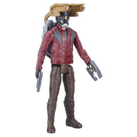 Boneco Avengers Figura Fx 30cm Star Lord