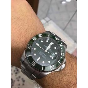 Relogio Rolex Green Hulk