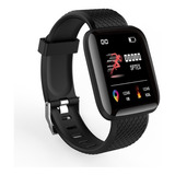 Smartwatch D13 Preto Relógio Inteligente