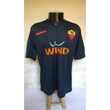 Camisa As Roma Kappa - Camisa Roma Masculina no Mercado Livre Brasil 658b06fa96190