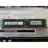Hp 16gb 2rx4 Pc3u-10600r Memory Module (1x16gb)