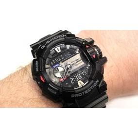 Casio G-shock Gba-400 Gshock Bluetooth Preto