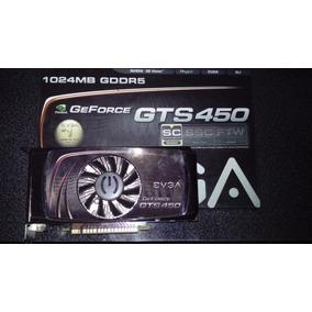 Evga Nvidia Geforce Gts 450 1 Gb Gddr5 Sdram Pci Gddr5
