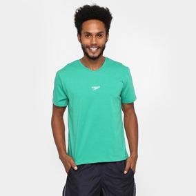 Camiseta Speedo Fast Dry Gg Verde