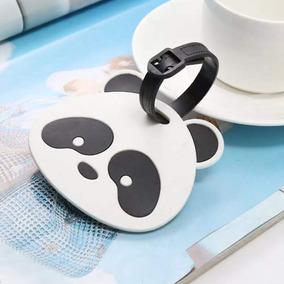Identificador Tag Oso Panda Regalo Viajes Maleta Mochila