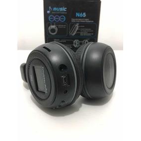 Fone Headphone N65 preto