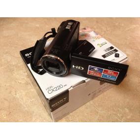 Camara De Video Sony Hdr-cx220