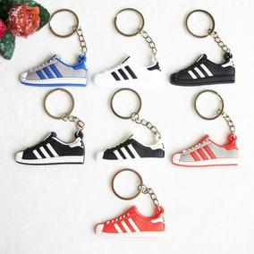 pretty nice 3a0ea 43008 Llavero Llaveros Zapatilla adidas Superstar Originals