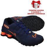 fb2ea39fa1e Tênis Nike Shox Nz Promoção Casual Junior 2.0 Masculino Mola