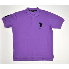 3e2353ab09 Camisa Polo Da Marca Us Polo Association Since 1890 - Calçados ...