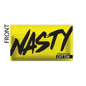 Algodão Nasty Premium Cotton Kit De 04 Peças Original