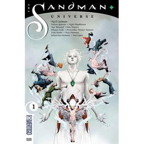 Sandman Universe #1 (2018) Neil Gaiman Vertigo