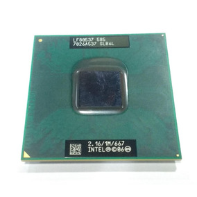 Intel Celeron Cm585 Slb6l Socket Mobile Cpu Processador 2.16