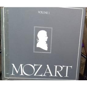 Obra Box 15 Lps Caixa Mozart Volume 1 Raro Frete Grátis