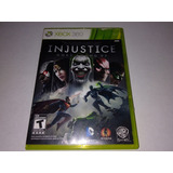 Injustice - Gods Among Us - Xbox 360 - Mdisk