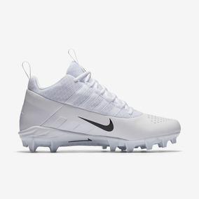 the latest 68905 3c2a1 Nike Alpha Huarache 6 Pro Blanco Tachones Futbol Americano
