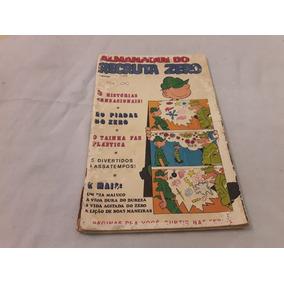 Gibi Almanaque Do Recruta Zero Nº 05 - Rge - Julho De 1972