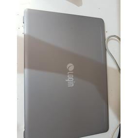 Carcaça Superior C/ Dobradiças Notebook Login Op.90027/4